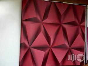 Quality 3d Wallpaper And Professional Installation | Building & Trades Services for sale in Lagos State, Egbe Idimu