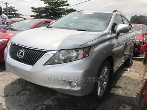 Lexus RX 2010 Silver | Cars for sale in Lagos State, Amuwo-Odofin