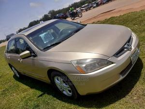 Honda Accord 2005 Gold   Cars for sale in Abuja (FCT) State, Apo District