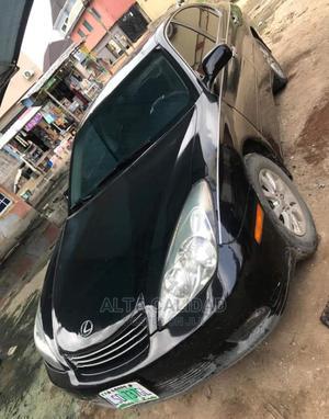Lexus ES 2002 300 Black | Cars for sale in Lagos State, Ojo