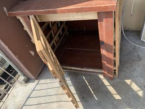 Dog Wooden Kennel | Pet's Accessories for sale in Lagos State, Ojodu
