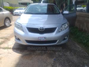 Toyota Corolla 2010 Silver | Cars for sale in Abuja (FCT) State, Garki 2