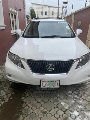 Lexus RX 2011 White | Cars for sale in Lagos State, Lekki