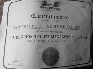 Application for Job | Hotel CVs for sale in Anambra State, Awka
