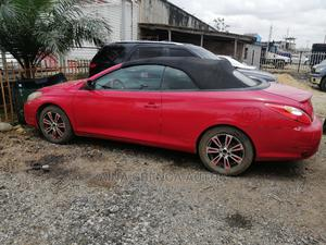 Toyota Solara 2006 3.3 Convertible Red | Cars for sale in Lagos State, Magodo