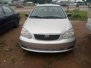 Toyota Corolla 2006 CE Silver | Cars for sale in Abuja (FCT) State, Kubwa