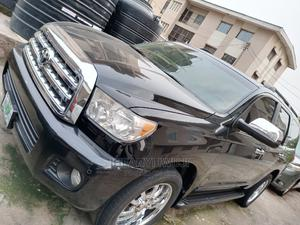 Toyota Sequoia 2008 Black | Cars for sale in Imo State, Owerri
