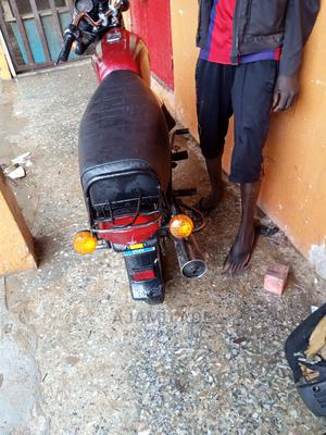 Bajaj Boxer 2016 Red   Motorcycles & Scooters for sale in Niger State, Suleja