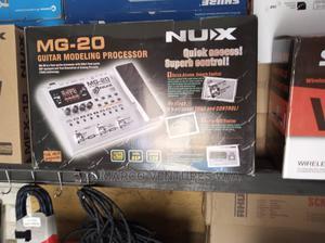 Nux Guitar Modelling Proccessor MG-20   Audio & Music Equipment for sale in Lagos State, Lagos Island (Eko)