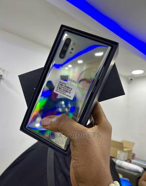 Samsung Galaxy Note 10 Plus 256 GB Silver | Mobile Phones for sale in Lagos State, Ikeja
