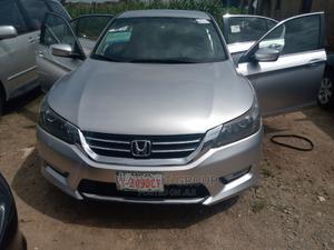 Honda Accord 2014 Silver   Cars for sale in Abuja (FCT) State, Kubwa