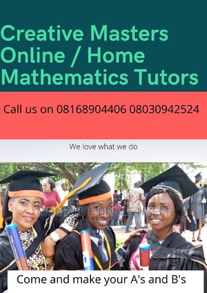General and Further Mathematics | Child Care & Education Services for sale in Anambra State, Awka