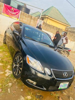 Lexus GS 2006 300 Automatic Black   Cars for sale in Abuja (FCT) State, Kubwa