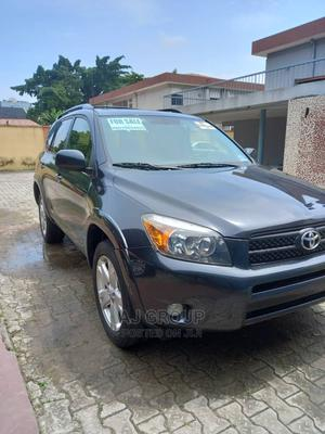 Toyota RAV4 2008 200 4X4 Automatic Gray   Cars for sale in Lagos State, Ikeja