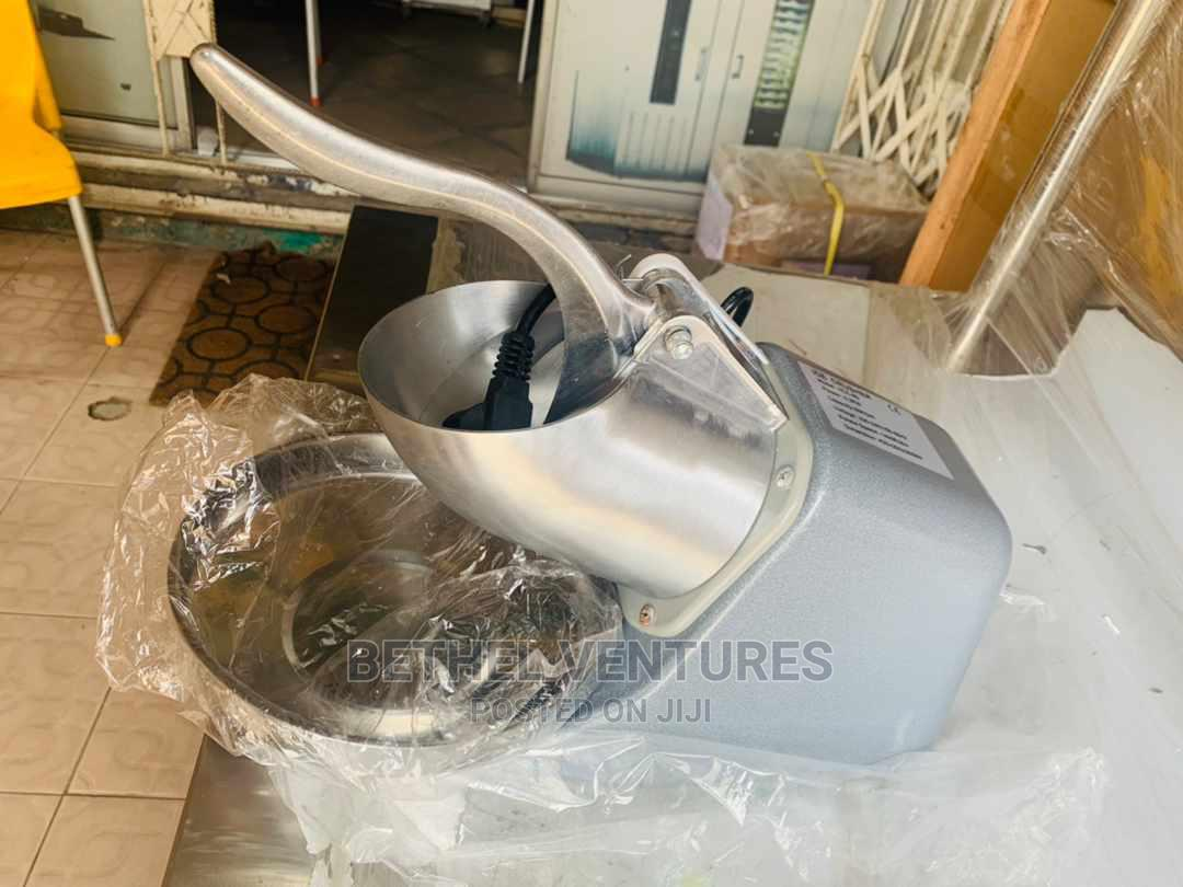 Quality Industrial Ice Crusher