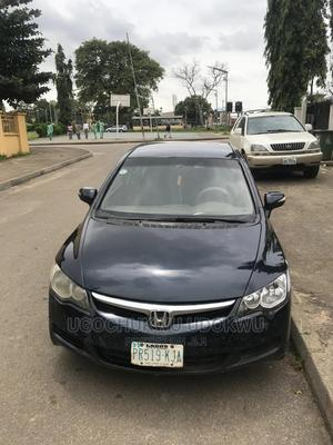 Honda Civic 2008 Blue   Cars for sale in Abuja (FCT) State, Wuse