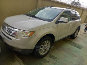 Ford Edge 2008 White | Cars for sale in Lagos State, Abule Egba