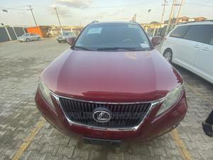 Lexus RX 2010 Red | Cars for sale in Lagos State, Egbe Idimu