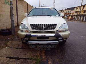 Lexus RX 1999 300 White | Cars for sale in Lagos State, Surulere