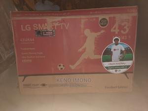 43 Inch LG Smart Tv | TV & DVD Equipment for sale in Delta State, Ugheli