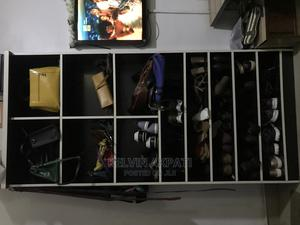 Shoe Rack With Bag and Clothe Space | Furniture for sale in Abuja (FCT) State, Katampe