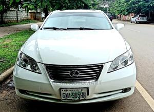 Lexus ES 2008 350 White | Cars for sale in Abuja (FCT) State, Gaduwa