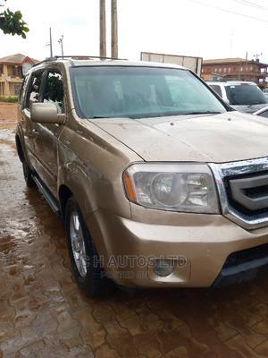 Honda Pilot 2010 Gold | Cars for sale in Lagos State, Ikorodu