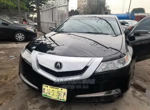 Acura TL 2010 SH-AWD Black   Cars for sale in Lagos State, Ojodu