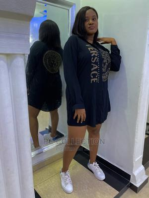 Luxury Versace Shirt Dress   Clothing for sale in Lagos State, Amuwo-Odofin
