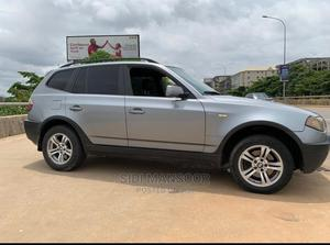 BMW X3 2005 3.0i Gray | Cars for sale in Abuja (FCT) State, Central Business District