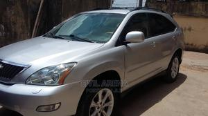 Lexus RX 2008 Silver   Cars for sale in Lagos State, Isolo