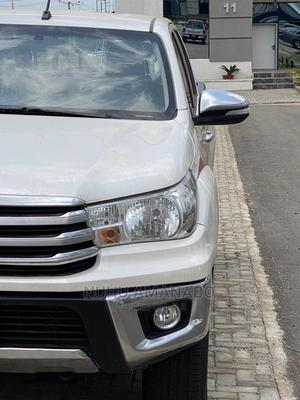 New Toyota Hilux 2020 White | Cars for sale in Abuja (FCT) State, Katampe