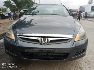 Honda Accord 2006 2.0 Comfort Automatic Gray | Cars for sale in Lagos State, Amuwo-Odofin