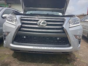 Lexus GX 2011 460 Premium Silver | Cars for sale in Lagos State, Ikeja