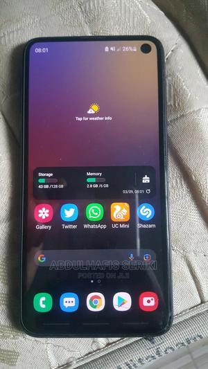Samsung Galaxy S10e 128 GB Black | Mobile Phones for sale in Abuja (FCT) State, Durumi