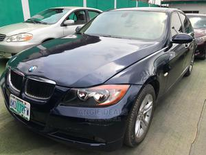 BMW 3 Series 2008 Blue   Cars for sale in Lagos State, Ogba