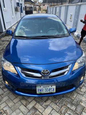 Toyota Corolla 2010 Blue | Cars for sale in Edo State, Benin City