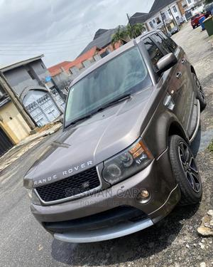 Land Rover Range Rover Sport 2013 Gray | Cars for sale in Lagos State, Ikeja