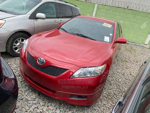 Toyota Camry 2007 Red   Cars for sale in Lagos State, Ikeja