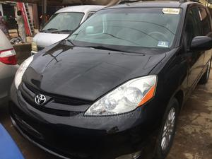 Toyota Sienna 2008 XLE AWD Black | Cars for sale in Lagos State, Alimosho