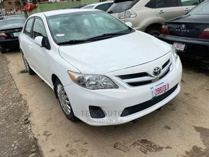 Toyota Corolla 2013 White | Cars for sale in Lagos State, Ikeja