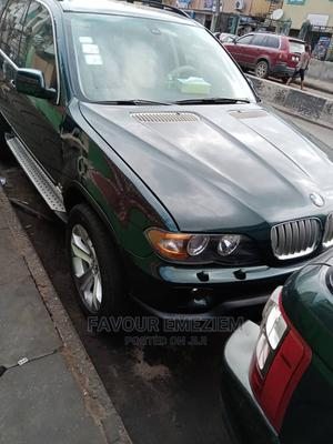 BMW X5 2005 3.0d Automatic Green | Cars for sale in Rivers State, Port-Harcourt