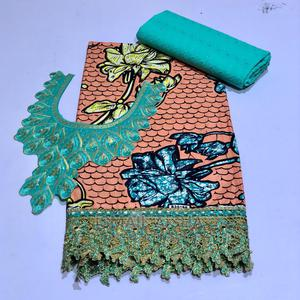 Fabric With Neck Design | Clothing for sale in Kano State, Tarauni
