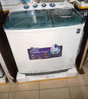 Midea 10kg Twin-Tub Washing Machine   Home Appliances for sale in Abuja (FCT) State, Wuse