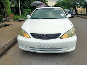 Toyota Camry 2004 White | Cars for sale in Lagos State, Magodo