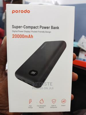 Porodo Super- Compact Power Bank 20,000mah | Accessories for Mobile Phones & Tablets for sale in Lagos State, Ikeja