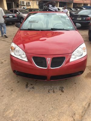 Pontiac G6 2007 GT 2dr Convertible Red   Cars for sale in Oyo State, Ibadan