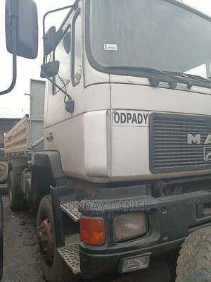 Man Diesel Tipper Auxiliary Tokunbo | Trucks & Trailers for sale in Lagos State, Amuwo-Odofin