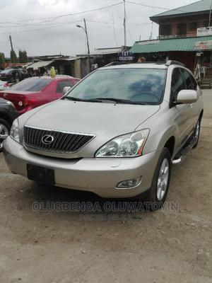 Lexus RX 2005 330 Gold | Cars for sale in Lagos State, Mushin