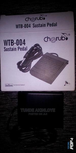 Sustain Pedal   Musical Instruments & Gear for sale in Lagos State, Ojodu